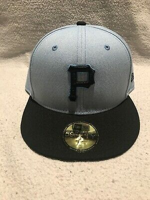 pretty nice 6efbf 04b71 NWT Pittsburgh Pirates New Era 2018 Father s Day On Field 59Fifty Blue Sz 7  1