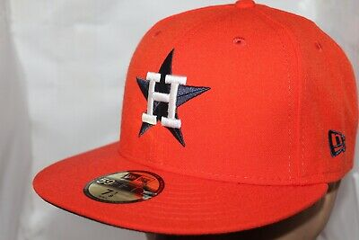 timeless design 2376c 7e47e Houston Astros New Era MLB Turn Back The Clock 59Fifty,Cap,Hat   37.99