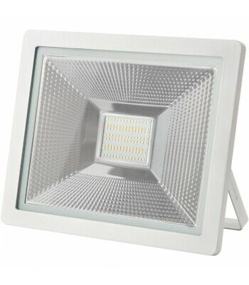 - Projecteur LED - 100W - IP65 - WAVE - Ecolife Lighting® - Blanc Pur - 5000K