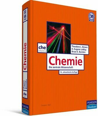 Chemistry: the Science (Pearson Studio - Chemistry) L.Brown, the 72754