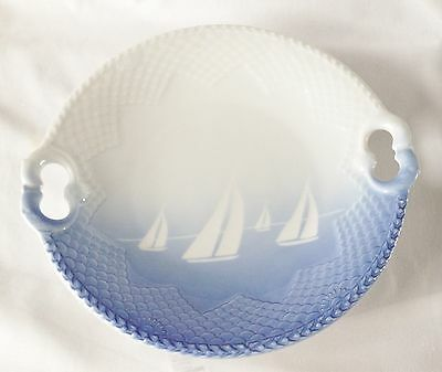 Bing and Grandahl Yachts Platter - Royal Copenhagen Bowl