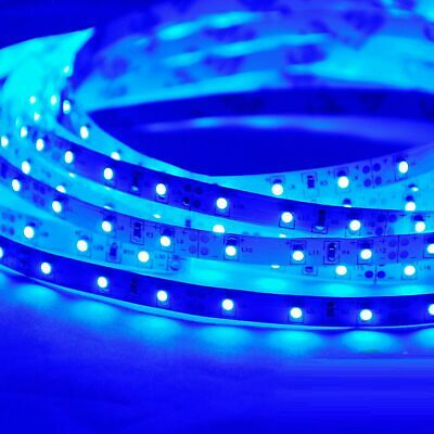 Indoor And Outdoor Flexible Strip Light Blue Led 5M 6000K 12V Smd 2835