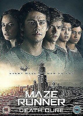 The Maze Runner - The Death Cure DVD Nuevo DVD (6790001000)