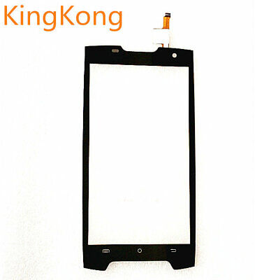 For cubot king kong New Touch Screen Digitizer Black Replacement + Tools