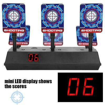 Electronic Auto-Reset Scoring Target-For Nerf N-Strike Elite/Mega/Rival Series