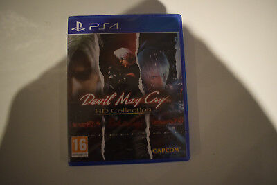 devil may cry dmc hd collection  ps4 playstation 4 ps 4 neuf