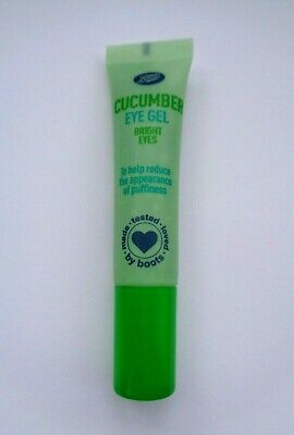 Boots Essentials Cucumber Eye Gel (15 ml ) - Soothing & Hydrating Dry Skin