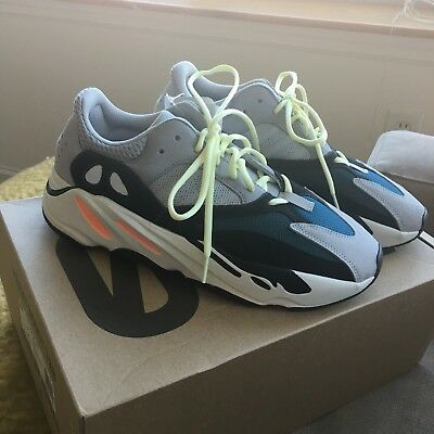 the best attitude 4ac48 42945 Adidas Yeezy Boost 700 WAVE RUNNER AUTHENTIC SIZE 10.5 RARE CONFIRMED. NEW