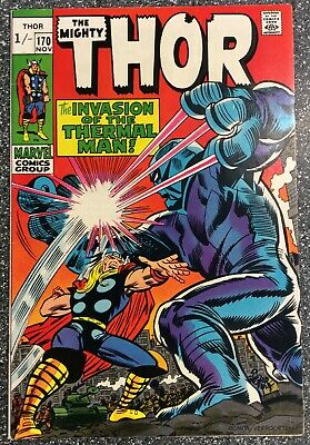 The Mighty Thor #170