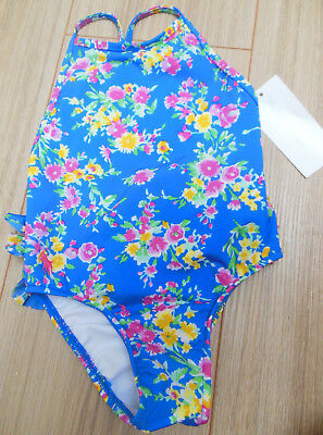 Ralph Lauren designer baby girl swimsuit swim suit  6-9 m BNWT