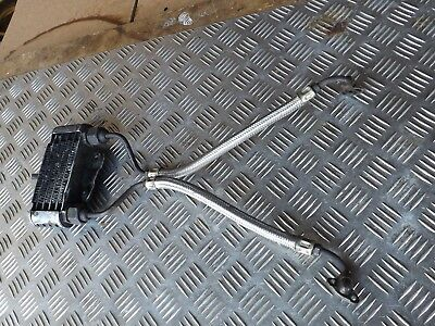 yamaha xj600 xj600f 84-91 - oil cooler with oil lines