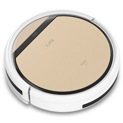 ILIFE V5S Pro Robotic Vacuum Cleaner Smart Remote Control 2 In 1 Dry Wet 850Pa