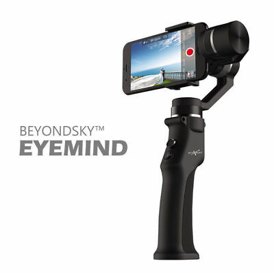 Stabilizzatore Gimbal a 3 assi Eyemind VS DJl OSMO per iPhone Samsung X / 8/7/6
