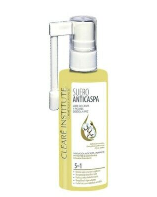 2 envases Anticaspa Phergal Clearé Institute Suero Anticaspa 75 Ml