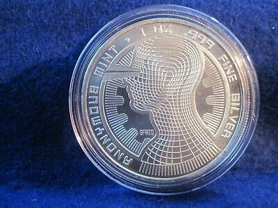 Bitcoin Guardian 1 Oz Silver