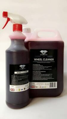 X 6L Devils Blood Car Paint Alloy Wheel Cleaner Iron Remover Contaminent Fall