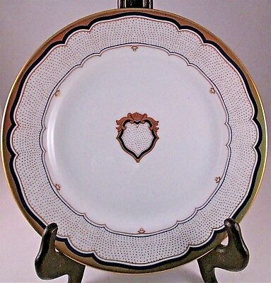 Woodmere Castle China White House Presidential Dessert Plate FRANKLIN PIERCE  14
