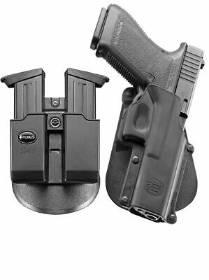 ORPAZ DEFENSE ADJUST Double Stack 9mm Magazine Pouch DROP