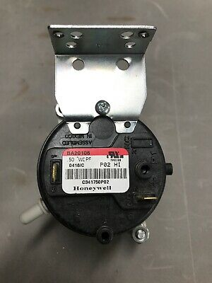 TRANE AMERICAN STANDARD 2 Stage Furnace Air Pressure Switch