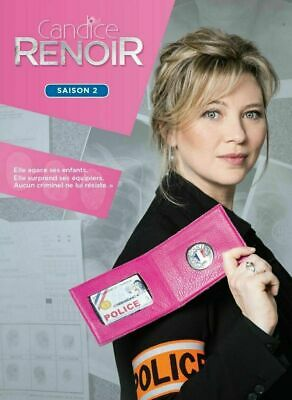 Candice Renoir - Saison 2 [DVD] New and Sealed!!
