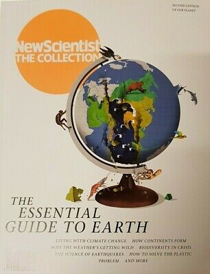New Scientist COLLECTION magazine 2019 2ND EDITION= THE ESSENTIAL GUIDE TO EARTH