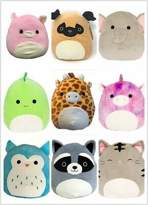 Squishmallow Super Soft Plush Toy Animal Pillow Stuffed Animal Gift Boy and Girl