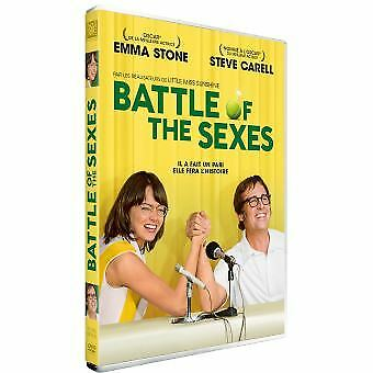 Battle of the Sexes (DVD) REGION 1 DVD (USA) Brand New and Sealed