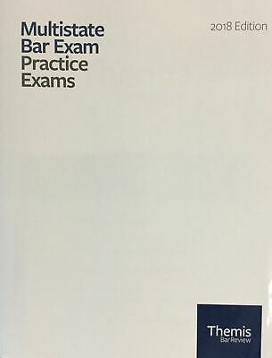 Bar Exam Study Schedule 2018