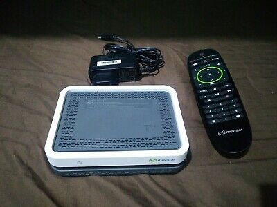Descodificador Imangenio Mini Movistar Arris HDTV