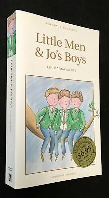 Little Men & Jo's Boys by Louisa May Alcott ~ Softcover
