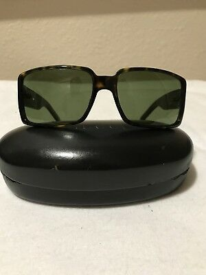 f8a00c93740  399 AUTH GUCCI Vintage SUNGLASSES   HARDCASE GG 2515 S ITALY Brown ...