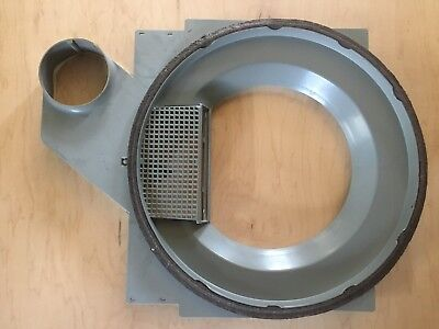 OEM GE General Electric Dryer Front Bulkhead Lint Housing WE14X194 WE14X0145