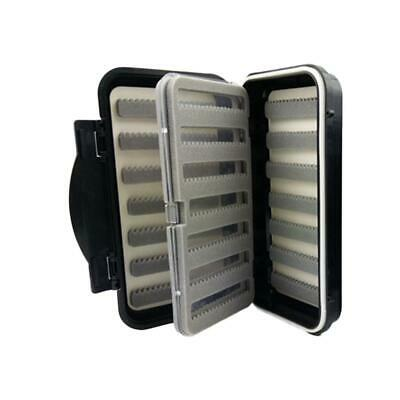 """Fly Box--Large Fishing /""""Go To/"""" Fly Box with Swing Leaf Center"""