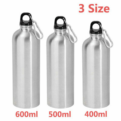 AU Aluminum Sport Cycling Camping Bicycle Bike Water Bottle Drinking Kettle