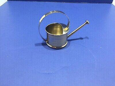Cartier Sterling Silver Hand Made Watering Can 53 Grams ( Good Condition )