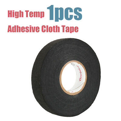 Automotive Car Cable Looms Harness Wiring Adhesive Cloth Tape 25mm* 15M UK