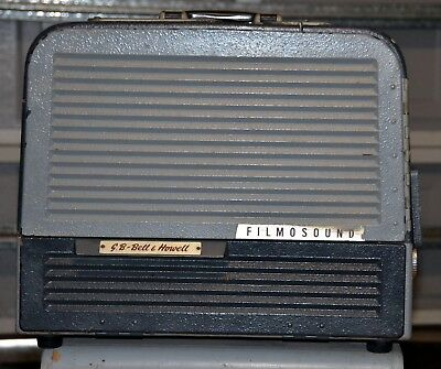 BELL & HOWELL 636 FILMOSOUND 16mm PROJECTOR