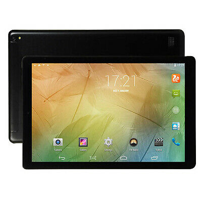 "10.1"" Inch Tablet PC 6GB+64GB Android Ten-core WiFi + 4G HD Dual SIM Tablet"