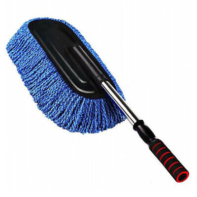 Dust Cleaning Brush Car Accessories Car Washing Mop Removal Car Dust Removal