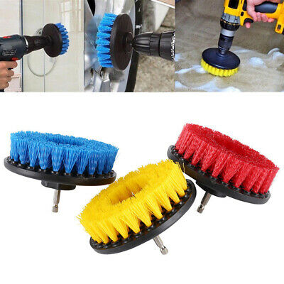Cleaning Drill Brush Grout Scrubber Tub Cleaner Combo US Drill Brush Scrubber