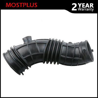 Front Air Intake Hose Flow Tube For 08-2012 Honda Accord LX EX 2.4L 17228R40A00