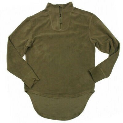 Norwegian British Army Norgi Mtp Norgie Cold Weather Thermal Fleece Jumper