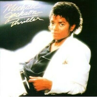 Michael Jackson - Thriller  Cd Special Edition New++++++++++++