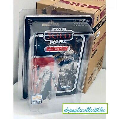 Star Wars Vintage Collection VC123 MIMBAN STORMTROOPER Walmart W/Protector New