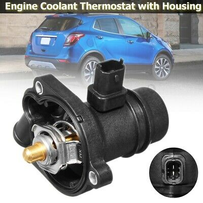 55593034 Coolant Thermostat Housing Fits Chevrolet Sonic Trax Cruze Buick Encore