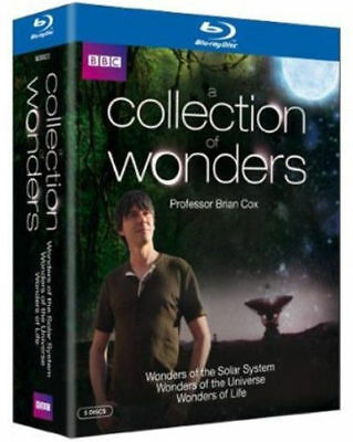 Wonders Of The Solar System/Wonders Of The Universe / Wonders Of Life Blu-Ray