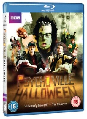 Nuovo Psychoville - Halloween Speciale Blu-Ray