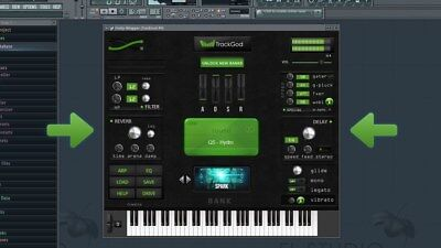 TrackGod 2 VSTI w/Soundbanks VST MAC & PC FULL VERSION ALL EXPANSIONS