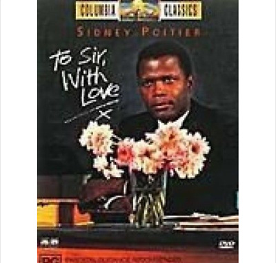 To Sir With Love (DVD) [Region 4] Like NEW