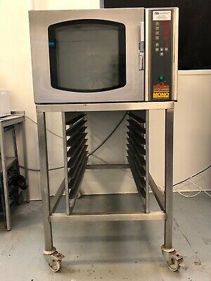 MONO Bake Off Oven BX 4-318, 3 phase Commercial Oven, 4 tray capacity